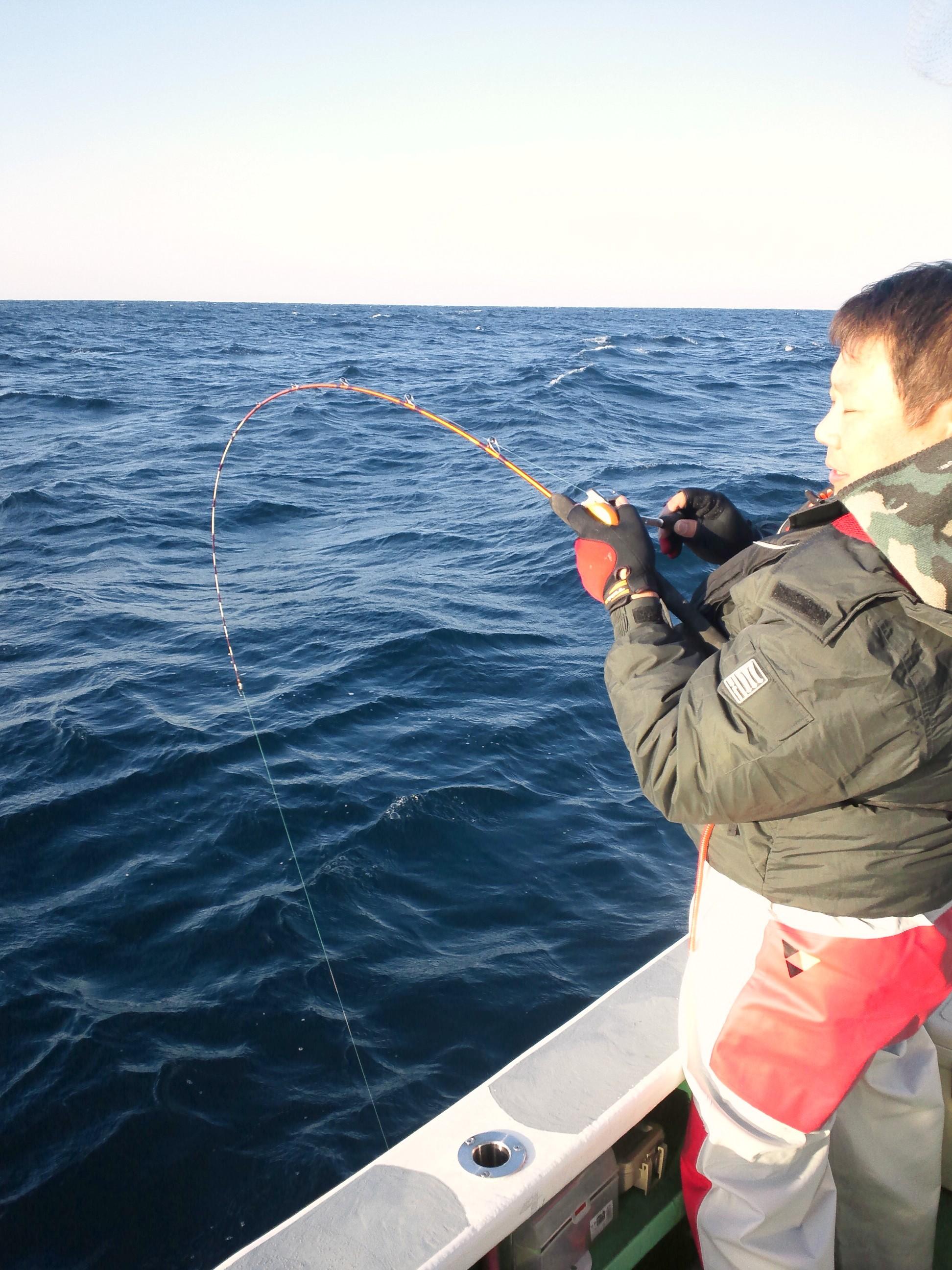 3月27日(火)LTヒラメ釣果